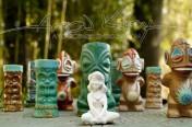 Handmade Tiki Mugs