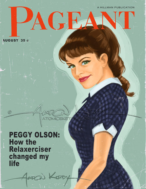 Peggy Olson on Pageant