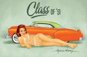 Ernst Chevy pin up